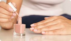 Perfect Nails at Home in 10 Steps