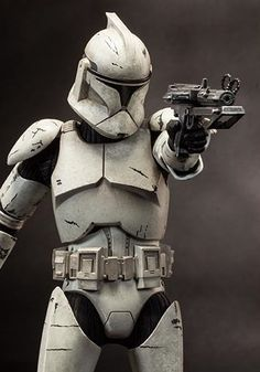 The Trooper Evolution