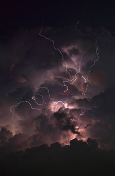 Thunderstorms.........epic!