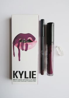 Kylie Cosmetics Lip Kit in Kourt K Review and Lip Swatch