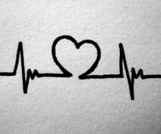 its obvious my heart beats for you..