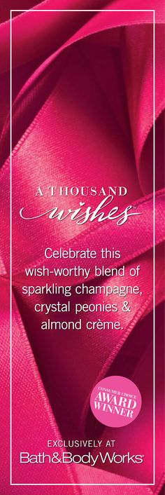 Celebrate this wish-worthy blend of sparkling champagne, crystal peonies &…