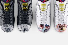new york a049f aa859 Pharrell Williams x Todd James x Zaha Hadid x Mr. x Cass Bird x adidas