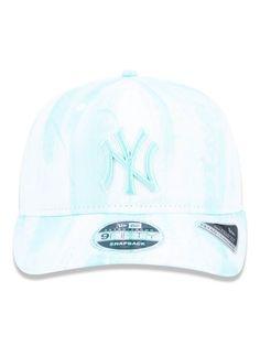 Boné New Era 950 Retro Crown Sn New York Yankees Azul 4c6aacf87e71