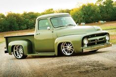 1953 Ford F-100 - Moore Is Better - Classic Trucks Magazine