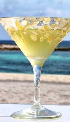 Pic of the Day...Cheers! ---------------- #beach #drinks #alcohol #martini #summer #tropic