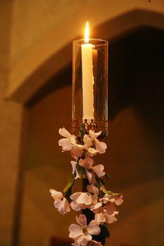 Velas e iluminacion sutilmente elegante #velas #bodas #decoracion