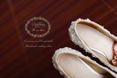 Luxurious & Comfortable Handmade Wedding Shoes