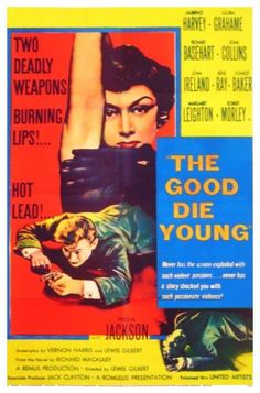 A good, steady cast lifts this gritty crime drama to the next level. Laurence Harvey plays the perfect spoiled rich kid with a bad streak in him.