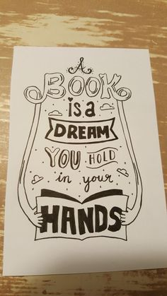53 new Ideas book quotes art dreams Calligraphy Quotes Doodles, Doodle Quotes, Hand Lettering Quotes, Doodle Art, Bullet Journal Quotes, Bullet Journal Ideas Pages, Pencil Art Drawings, Easy Drawings, Lyric Drawings