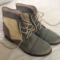 Boots Only worn once Steve Madden Shoes Ankle Boots & Booties