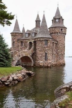 Balintore Castle, Scotland