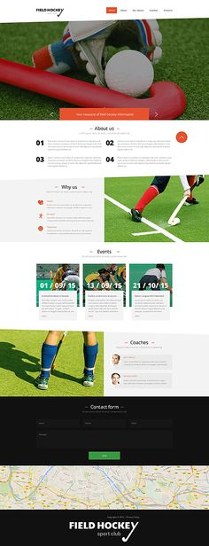 rafting club school website template themes business