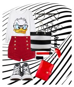 """""""don't worry to be nerd👓👓"""" by nukad ❤ liked on Polyvore featuring Pierre Balmain, Converse, Monki, Givenchy, NARS Cosmetics and Louis Vuitton"""