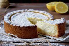 Tarte moelleuse ricotta citron - Crostata Morbida al Limone e Ricotta