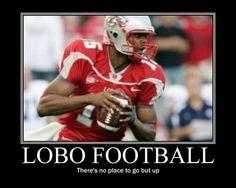 new mexico lobos football fans - Google Search