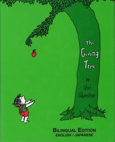 My sister and daughter's favorite author...Shel Silverstein.  The Giving Tree is my favorite, it's wonderful!!!