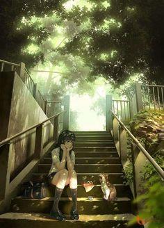 images like beautiful anime girl art Anime Girl Cute, Beautiful Anime Girl, Kawaii Anime Girl, Anime Art Girl, Anime Love, Manga Art, Manga Anime, Anime Girls, Anime Girl Drawings