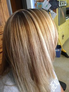 ... hair copper blonde blonde brown hair tips trends bored hair foils hair
