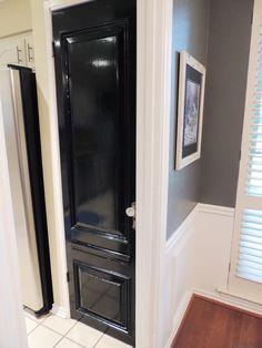 DO or DIY | Pantry Door Transformation
