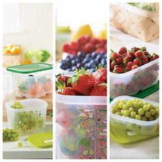 The smart way to keep fruit fresh ... and veggies too!
