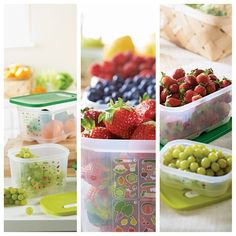 The smart way to keep fruit fresh ... and veggies too!  www.my.tupperware.com/candykay