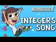 Integers Song: Adding and Subtracting with Absolute Value - YouTube