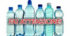 Bere dalla bottiglia di plastica non è così sano come vogliono far credere ai consumatori. Ecco i danni dell'acqua in bottiglia, come riconoscere la peggiore