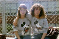 #real #80s #people #high #school #smoking #girls #mickey