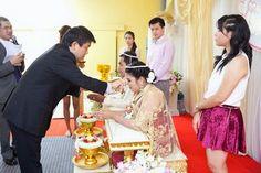 สถานที่จัดงานแต่งงาน The Sorento: ลำดับพิธีการสำหรับงานแต่งงานพิธีเช้าสถานที่จัดงานแต่งงาน