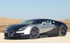Super Supercar: Rumored 1600-HP Bugatti SuperVeyron Could Reach 288 MPH - WOT on Motor Trend