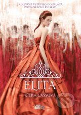 Book cover of The Elite by Kiera Cass - The Selection series. Book two in the series The Selection is called The Elite. This is because the girls are now called the Elite. Time to get serious. The Elite Kiera Cass, La Sélection Kiera Cass, Kiera Cass Books, Ya Books, I Love Books, Great Books, Books To Read, Teen Books, Amazing Books