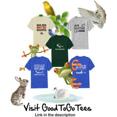 GoodToGoTees: Designs & Collections on Zazzle Types Of T Shirts, Used Guitars, Funny Tshirts, Polyvore, Collection, Store, Design, Art, Tent