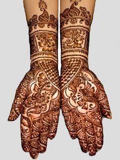 ...henna painting.