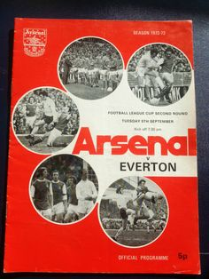 Arsenal v Crystal Palace Football Programme Listing in the First Division Fixtures,English Leagues,Football (Soccer),Sports Programmes,Sport Memorabilia & Cards Category on eBid United Kingdom Pure Football, English Football League, Soccer Sports, Football Soccer, Crystal Palace Football, Norwich City Football, Football Fixtures, Rotherham United, Ipswich Town