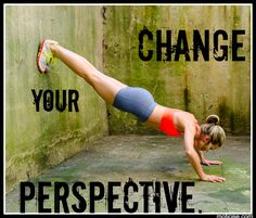 What do you see, when you shift your perspective?
