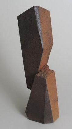 "Jonathan Cross  Ceramic Sculpture ""Converse"" (2014)"