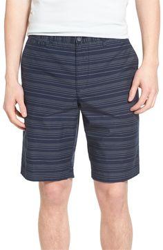 Main Image - Original Penguin Stripe Shorts