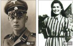Amour interdit de Auschwitz: L'histoire de la vie réelle inquiétant de juif détenu de camp de la mort qui a sauvé sa famille de la chambre à gaz par tomber en amour avec la garde SS http://www.biographicalinquiries2.com/auschwitzs-forbidden-love-real-life- histoire-