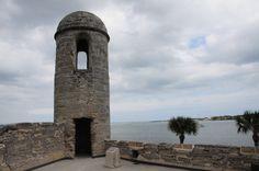 St. Augustine trip - Castillo de San Marcos