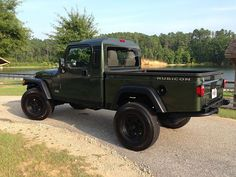 Click image for larger version Name: Views: 198 Size: KB ID: 9660 Jeep Pickup, Pickup Trucks, Wrangler Truck, Jeep Brute, American Expedition Vehicles, Old Jeep, Jeeps, Monster Trucks, Larger