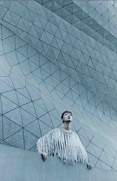 """Back to the Future"" L'Officiel China March 2014 Creative Fashion Photography, Minimal Photography, Industrial Photography, Fashion Photography Inspiration, Photoshoot Inspiration, Fashion Shoot, Editorial Fashion, Urban Fashion, Fashion Art"