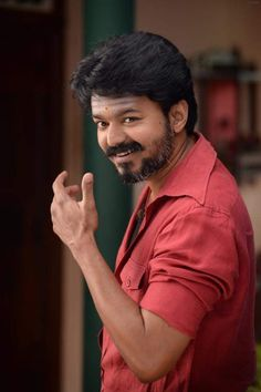 Actors Male, Black Actors, Cute Actors, Actors & Actresses, Actor Picture, Actor Photo, Mersal Vijay, Actor Quotes, Most Handsome Actors