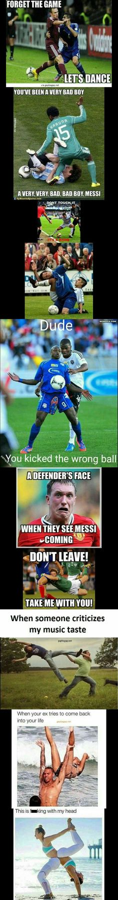 Top 10 Funniest Memes By Football Players