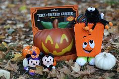 Adorable Halloween decor and gifts from Hallmark #halloween #sponsored