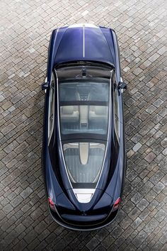 Rolls Royce Phantom Boat Tail