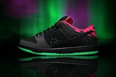 Release Date: Premier x Nike SB Dunk Low Premium Northern Lights | Sole Collector