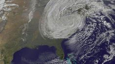 Ultimately, the most expensive storm in US history - my prediction. Hurricane Sandy, October 2012