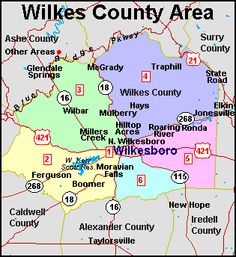 "The ""Great State of Wilkes"""