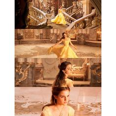 There will never be someone better for the role of Belle than the gorgeous, amazing and talented Emma Watson.